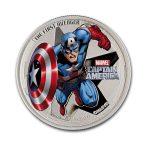 سکه یادبود کاپیتان آمریکا