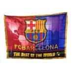 پرچم بارسلونا