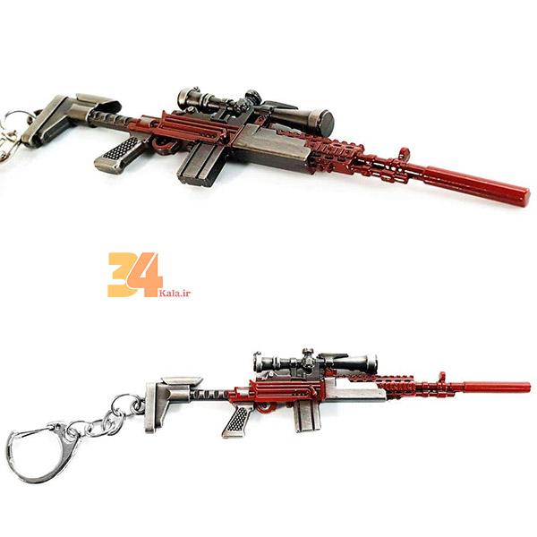 جاسوئیچی و جاکلیدی اسلحه پابجی (PUBG(MK14 |