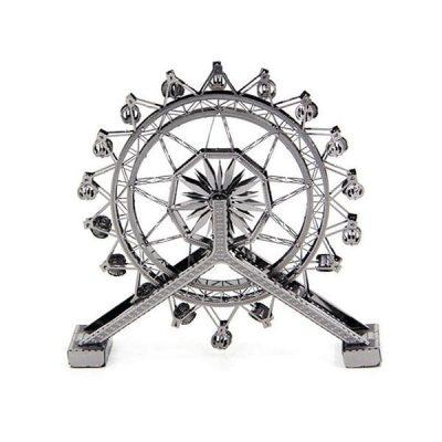 پازل فلزی سه بعدی چرخ و فلک
