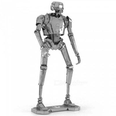 پازل فلزی سه بعدی روبات