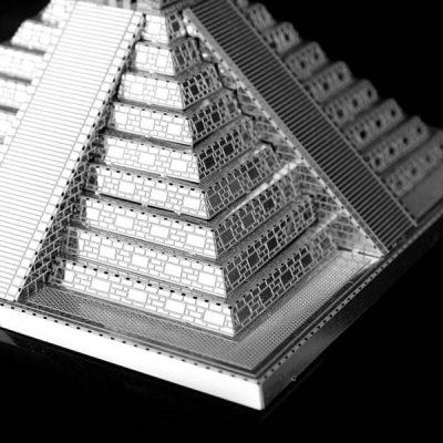 پازل فلزی سه بعدی چیچن ایتزا