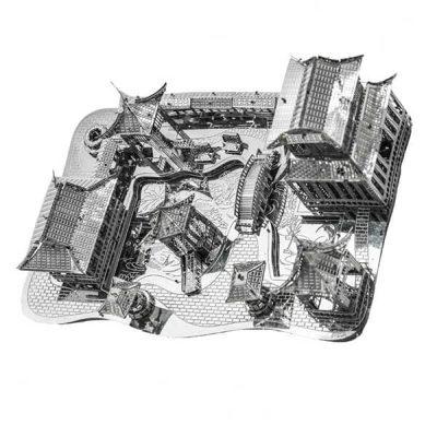 پازل فلزی سه بعدی باغ سوجو