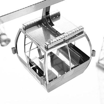 پازل فلزی سه بعدی تله کابین