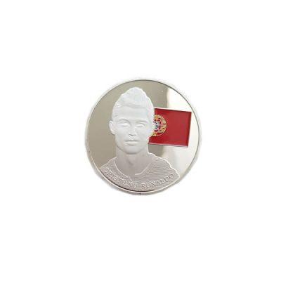 سکه یادبود رونالدو