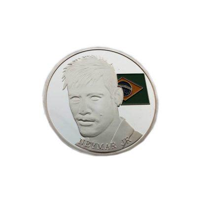سکه یادبود نیمار برزیلی