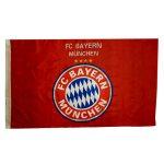 پرچم بزرگ فوتبال بایرن مونیخ
