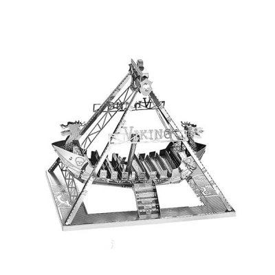 پازل فلزی سه بعدی کشتی صبا
