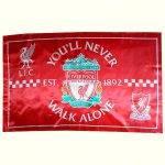 پرچم باشگاه لیورپول
