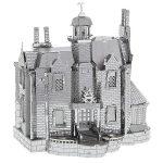 پازل فلزی سه بعدی مدل ghost castle